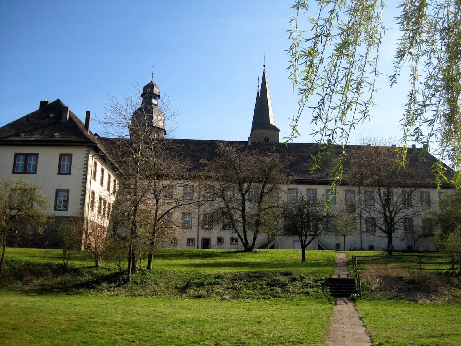 Abtei Haupthaus