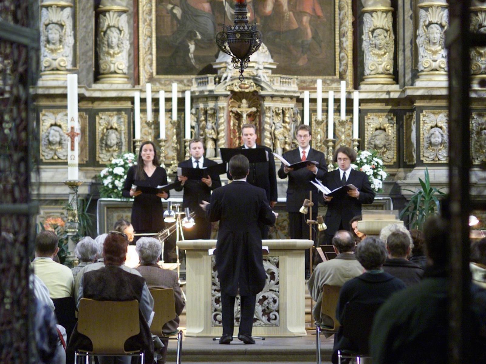 Konzert in der Abteikirche