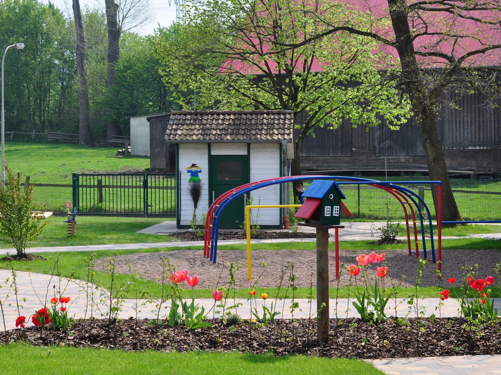 Familienzentrum Spielplatz