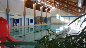 Freizeithallenbad öffnet wieder