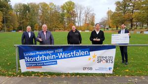 """""""Sterne des Sports"""" 2020 in Nordrhein-Westfalen"""