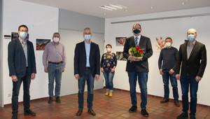 Josef Welling feiert 25-jähriges Dienstjubiläum