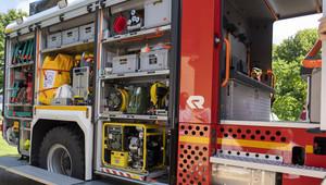 Feuerwehrleute aus Marienmünster helfen bei Hochwasserkatastrophe