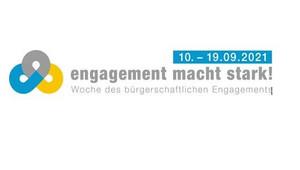 17. Woche des bürgerschaftlichen Engagements