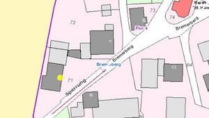 Vollsperrung in Bredenborn und Bremerberg
